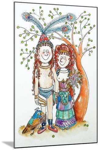 Wedding-Maylee Christie-Mounted Giclee Print