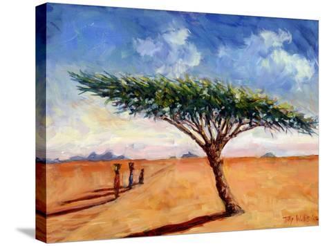 Homeward Bound, 2004-Tilly Willis-Stretched Canvas Print