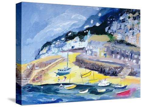 Mousehole, Cornwall, 2005-Sophia Elliot-Stretched Canvas Print