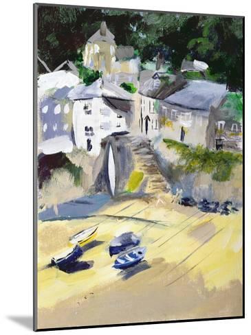 Mousehole, Cornwall, 2005-Sophia Elliot-Mounted Giclee Print