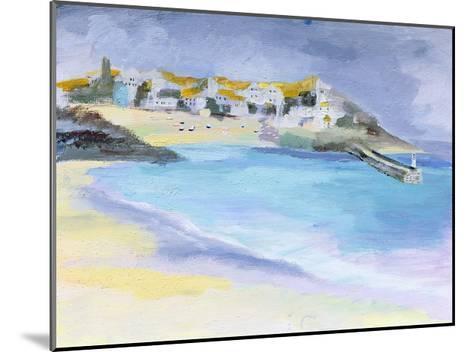 St. Ives, Cornwall, 2005-Sophia Elliot-Mounted Giclee Print