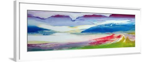 Abstract Composition-Lou Gibbs-Framed Art Print