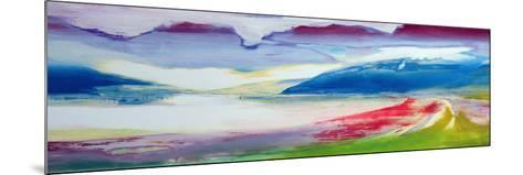 Abstract Composition-Lou Gibbs-Mounted Giclee Print