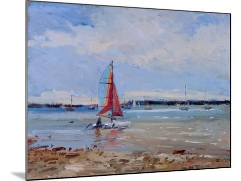Catamaran, Brittany-Christopher Glanville-Mounted Giclee Print