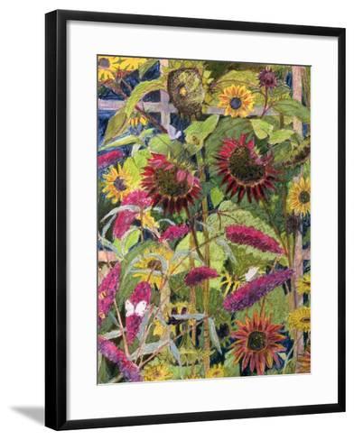 Flowers of the Sun-Rosalie Bullock-Framed Art Print