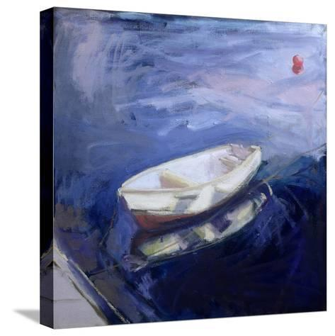 Boat and Buoy, 2003-Sue Jamieson-Stretched Canvas Print