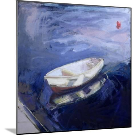 Boat and Buoy, 2003-Sue Jamieson-Mounted Giclee Print