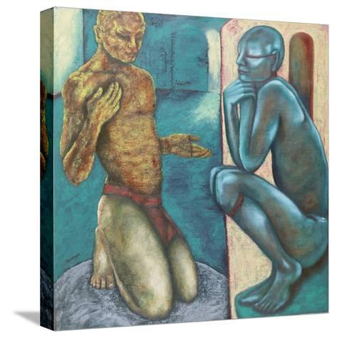 Oracle, 2004-05-Stevie Taylor-Stretched Canvas Print