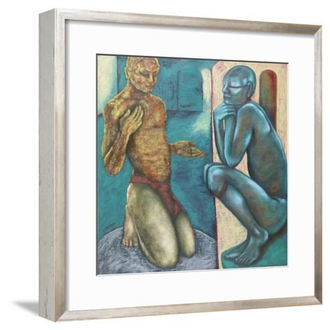 Oracle, 2004-05-Stevie Taylor-Framed Art Print