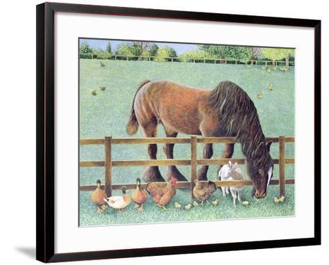 Old Faithful-Pat Scott-Framed Art Print