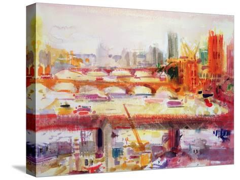 Monet's Muse, 2002-Peter Graham-Stretched Canvas Print