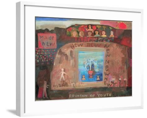 Fountain of Youth, 1996-98-Albert Herbert-Framed Art Print