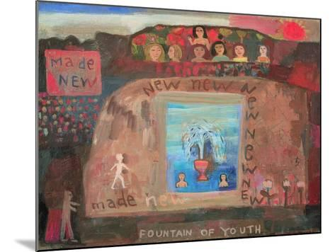 Fountain of Youth, 1996-98-Albert Herbert-Mounted Giclee Print