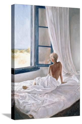 Afternoon View-John Worthington-Stretched Canvas Print