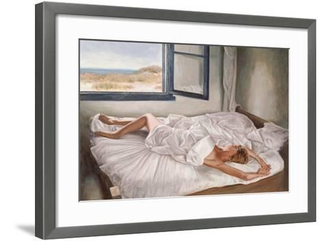 The Whispering Sea-John Worthington-Framed Art Print