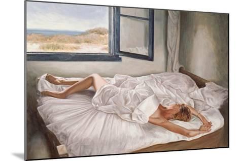 The Whispering Sea-John Worthington-Mounted Giclee Print