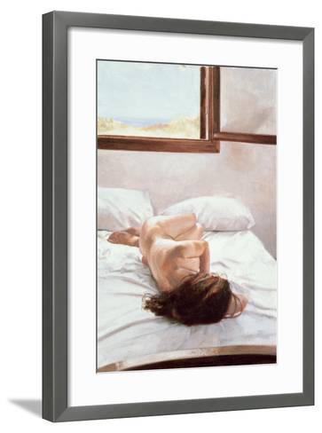 Sea Light on Your Body-John Worthington-Framed Art Print