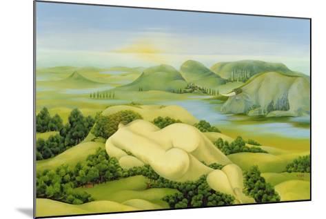 The Legend of Balaton, 2003-Magdolna Ban-Mounted Giclee Print