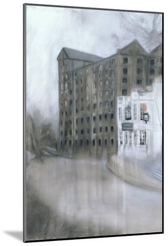 Mortlake Brewery (SW14, the Old Ship) 2005-Sophia Elliot-Mounted Giclee Print