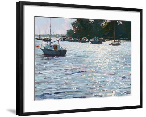 Morning Tide, 2006-Martin Decent-Framed Art Print