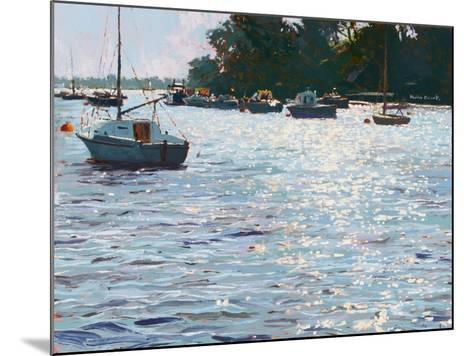 Morning Tide, 2006-Martin Decent-Mounted Giclee Print