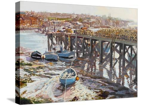 Low Tide (Whitby, North Yorkshire) 2006-Martin Decent-Stretched Canvas Print