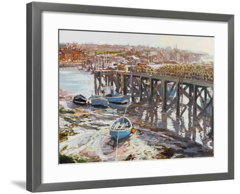 Low Tide (Whitby, North Yorkshire) 2006-Martin Decent-Framed Art Print