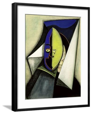 Alienation - the Unconscious, 1999-Stevie Taylor-Framed Art Print