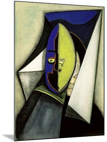 Alienation - the Unconscious, 1999-Stevie Taylor-Mounted Giclee Print