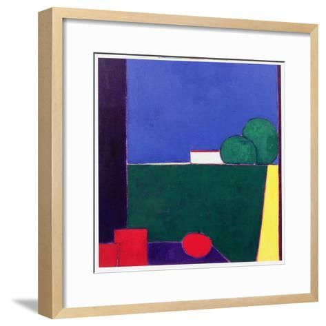 Evening in Tuscany-Eithne Donne-Framed Art Print