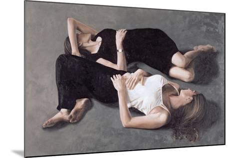Sisters-John Worthington-Mounted Giclee Print