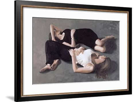 Sisters-John Worthington-Framed Art Print