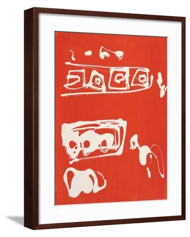 Great Buildings, Series II-Colin Booth-Framed Art Print