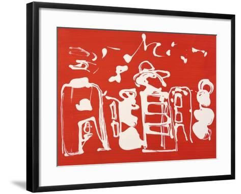 Great Buildings, Series I-Colin Booth-Framed Art Print