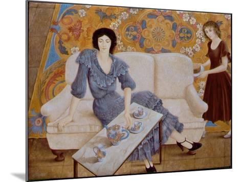 Afternoon Tea-Patricia O'Brien-Mounted Giclee Print