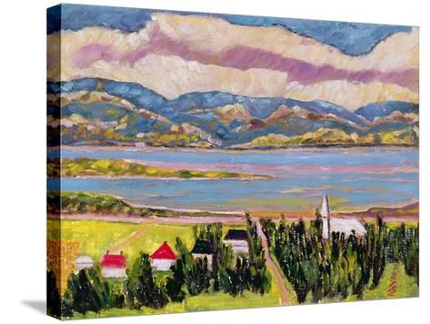 St. Germain, Quebec-Patricia Eyre-Stretched Canvas Print