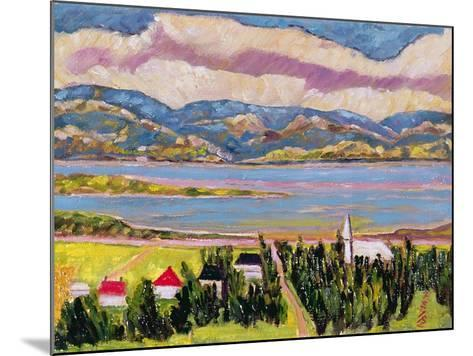 St. Germain, Quebec-Patricia Eyre-Mounted Giclee Print