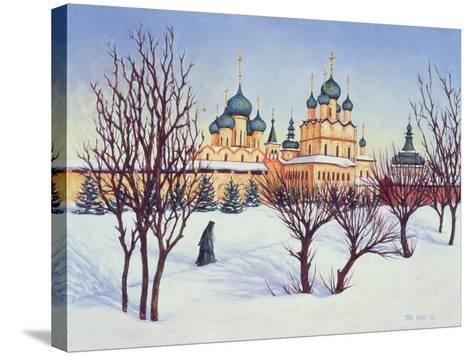 Russian Winter, 2004-Tilly Willis-Stretched Canvas Print