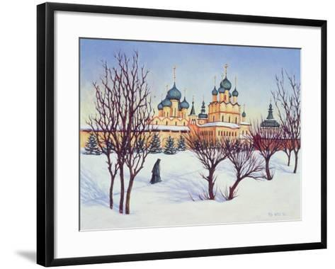 Russian Winter, 2004-Tilly Willis-Framed Art Print
