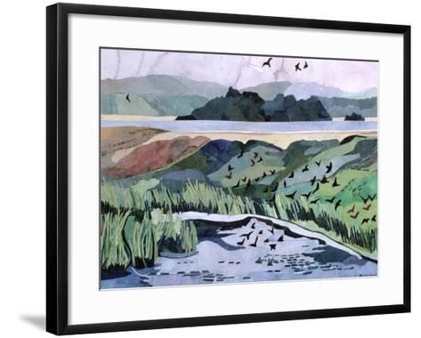 Plum Island, Newburyport, Massachusetts-Christine McKechnie-Framed Art Print