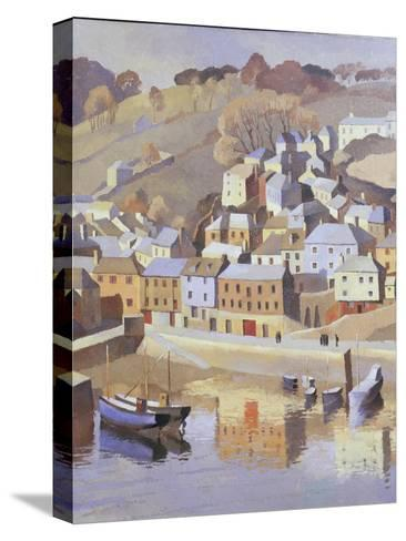 Mevagissey, 1939-Mary Nancy Skempton-Stretched Canvas Print