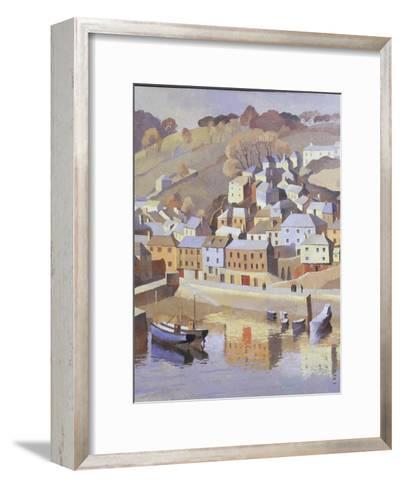 Mevagissey, 1939-Mary Nancy Skempton-Framed Art Print