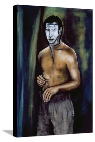 Man Changing in the Presence of Spirits, 2002-Stevie Taylor-Stretched Canvas Print