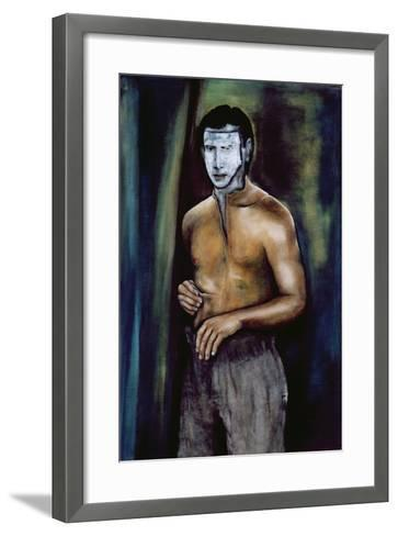 Man Changing in the Presence of Spirits, 2002-Stevie Taylor-Framed Art Print