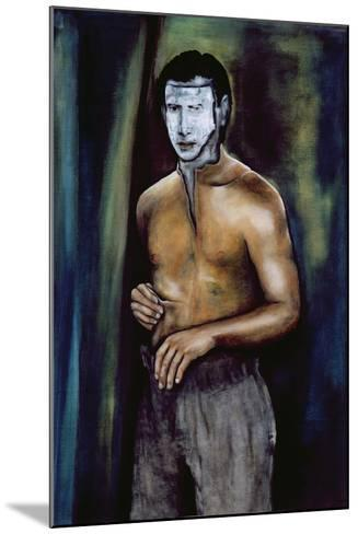 Man Changing in the Presence of Spirits, 2002-Stevie Taylor-Mounted Giclee Print