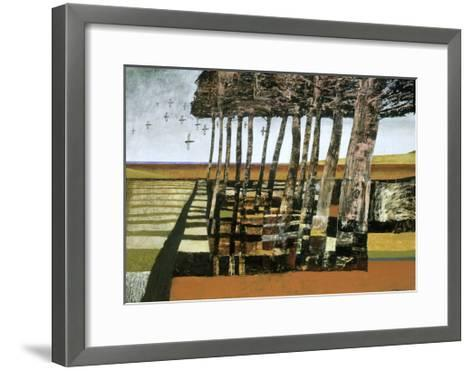Copse-Charlie Baird-Framed Art Print