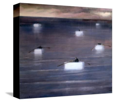Still at Sea-Charlie Baird-Stretched Canvas Print
