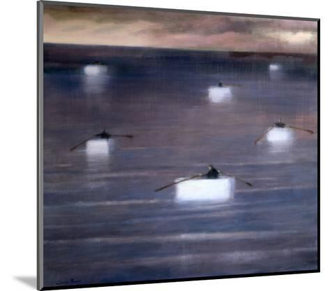 Still at Sea-Charlie Baird-Mounted Giclee Print