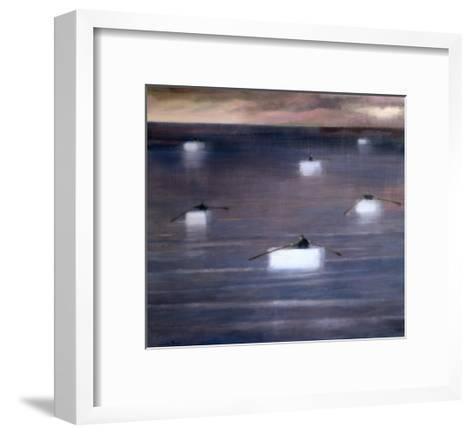 Still at Sea-Charlie Baird-Framed Art Print