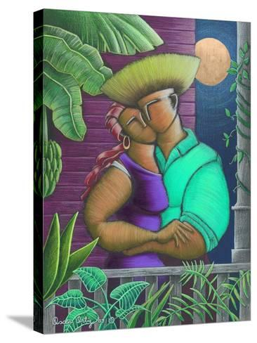 Romance Jibaro, 2003-Oscar Ortiz-Stretched Canvas Print